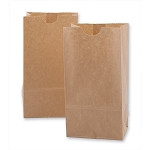 #120-BR Brown Bags 8