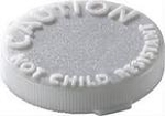 Centor 8 dram Caution® Snap Caps